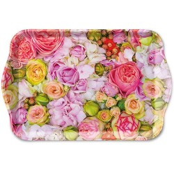 Bed of Roses Small Tray