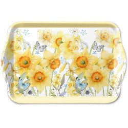 Classic Daffodils Small Tray