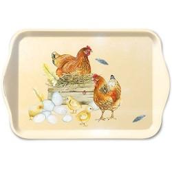 Breeding Chickens Small Tray