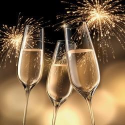 Celebration Gold Napkins