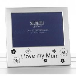 I Love My Mum Photo Frame