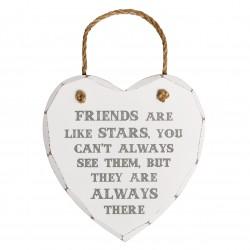 Friends are Like Stars...