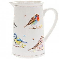 Country Life Birds Jug