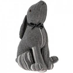 Stripe Tweed Grey Hare...