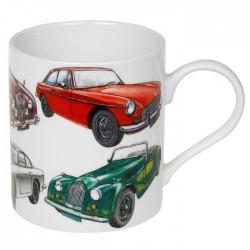Fine China Mug Classic Cars...