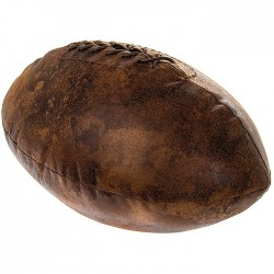 Antique Style Rugby Ball...