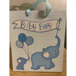 Baby Boy Elephant Medium...