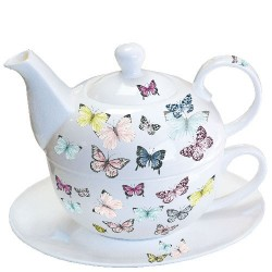 Butterfly Design Tea for...