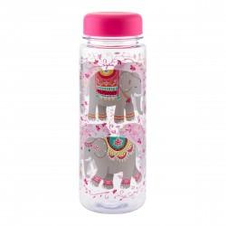 Mandala Elephant Clear...