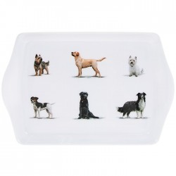 MacNeil Dogs Small Snack Tray