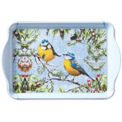 Chirping Birds Small Tray