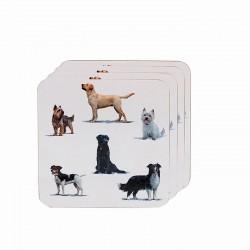 MacNeil Dogs Coasters