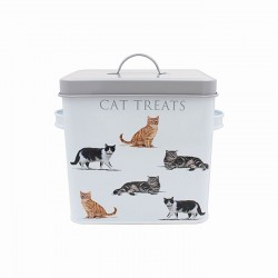 MacNeil Cat Treat Tin