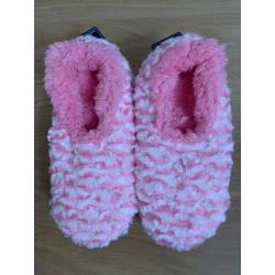 Medium Pink and White...