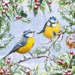 Chirping Birds Napkins
