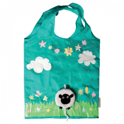 Sheep Foldable Shopping Bag