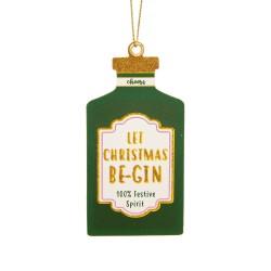 Glitter Gin Bottle...