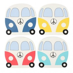 Campervan Coasters