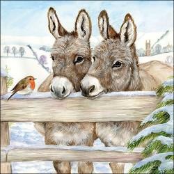 Donkeys Napkins