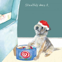 Stealth - Comical Christmas...