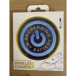 Recharge My Battery Design...