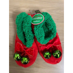 Red With Green Christmas...