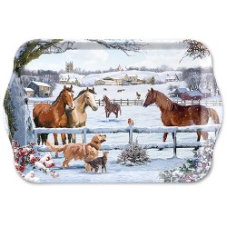 Appointment Horses Small Tray