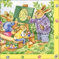 Easter School Napkins