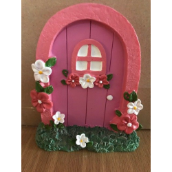 Pink Magical Fairy Garden...