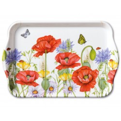 Summertime White Small Tray