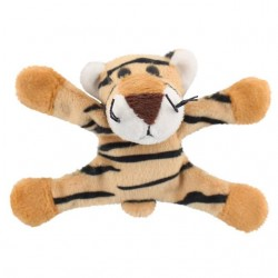 Cute Tiger Plush Fridge Magnet