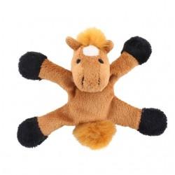 Cute Horse Plush Fridge Magnet