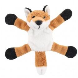 Cute Fox Plush Fridge Magnet