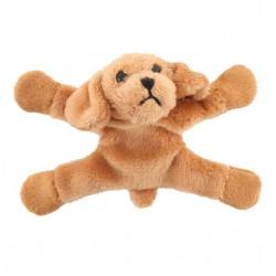 Cute Puppy Plush Fridge Magnet