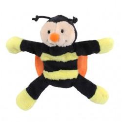 Cute Bee Plush Fridge Magnet