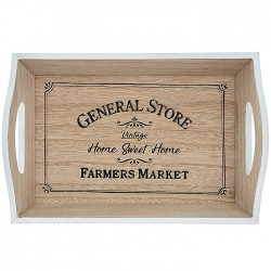 Farmers Market Small Wooden...