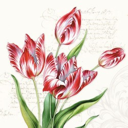 Classic Tulips Napkins