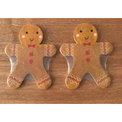 Gingerbread Man Nail File...