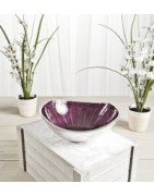 Decorative bowls, chopping boards and trays